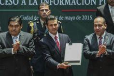 #ElCensorWeb PRESENCIA MGZ PROMULGACIÓN DE LA LEY DE TRANSPARENCIA Y ACCESO A LA INFORMACIÓN PÚBLICA