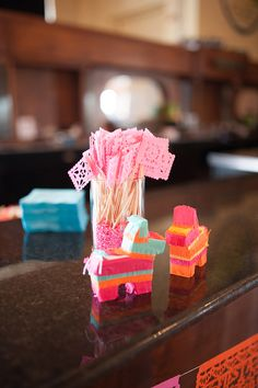 colorful fiesta wedd