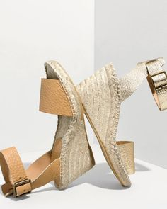 The J.Crew women's all-summer espadrille. Made in Spain. Also made for every single outfit in your closet.