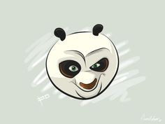 PO - Kung Fu Panda by Freestyler15.deviantart.com on @deviantART