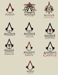 Image result for assassin's creed simbolo significado