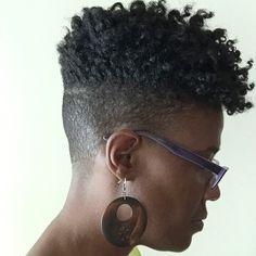 The cut life Natural Hair Flyy Hair Dope Hair twistout