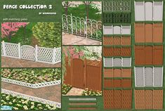 windkeeper's Fence Collection 2