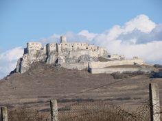 Spišský hrad, foto : Elena Sabadošová
