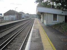 Cooksbridge Railway Station (CBR) in Brighton and Hove, Brighton and Hove