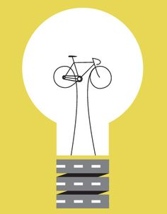 Pedal Power 2012 by Rebecca J Kaye