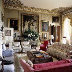 English Interior, Classic Interior, Interior Exterior, Interior Design, Interior Ideas, Estilo Interior, English Country Decor, Country Style, Country Living