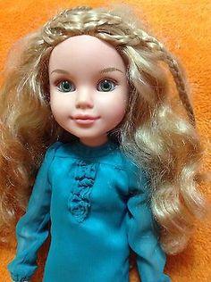 2009-MGA-Best-Friends-Club-KAITLIN-18-Doll-Original-Outfit-Greenish-Eye