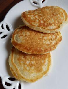 Joghurt-Pancakes ohne Ei