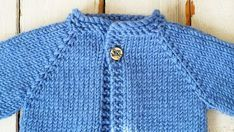 How to knit newborn baby jacket step by step Baby Knitting Patterns Free Newborn, Baby Cardigan Knitting Pattern Free, Easy Knitting, Baby Patterns, Baby Boy Cardigan, Knitted Baby Cardigan, Knit Baby Sweaters, Jacket Pattern, Crochet Baby