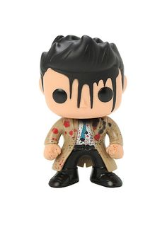 Funko Supernatural Pop! Television Leviathan Castiel Vinyl Figure Hot Topic Exclusive | Hot Topic