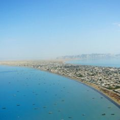 Gwadar Bay is located in the Gulf of Oman on the maritime border of Pakistan and Iran. It is an inlet of the Arabian Sea indenting the sandy Makran coast at the Iran–Pakistan border. Pakistan Today, Pakistan Zindabad, Pakistan Travel, United States Geological Survey, Arabian Sea, Thing 1, What The World, Beach Pictures, Wonders Of The World
