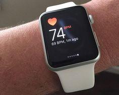 Purtatorii de Apple Watch ar putea primi Anunturi in functie de bataile inimii Smart Watch, Apple Watch, Tech, Smartwatch, Technology