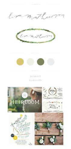 lauren ledbetter design & styling // branding