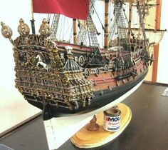 1/144 HMS Prince 1680 (Aeropiccola)) by Marcello d'Andrea