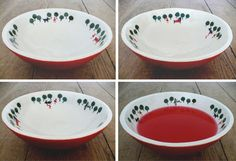 This Red Riding Hood Bowl.