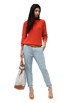 Levi's Made & Crafted Spring/Summer 2012