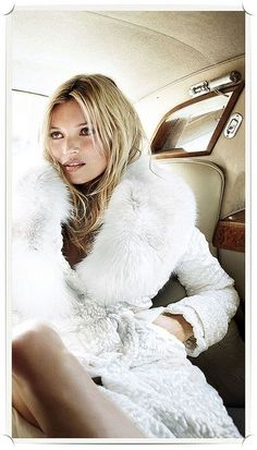 Capricorns like Kate Moss can pull off serious coats!
