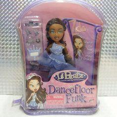 BNIB Lil Bratz Zada Doll New In Box with Original Accessories HTF | eBay