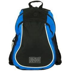 This MHS #backpack is comfortable and friendly.