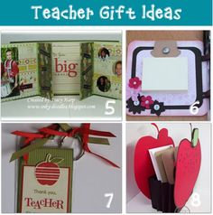 For teacher appreciation