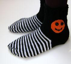 Ciorapi de Halloween de Ipipura Breslo