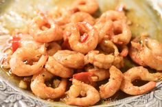 Food For A Crowd, Canapes, Chili, Shrimp, Appetizers, Meat, Cooking, Kaka, Foods