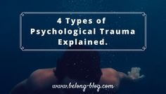4 Types Of Trauma in Fostering and Adoption. http://www.belong-blog.com/fostering-adoption/trauma-types/?utm_campaign=coschedule&utm_source=pinterest&utm_medium=Belong-Blog&utm_content=4%20Types%20Of%20Trauma%20in%20Fostering%20and%20Adoption.