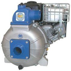 Honda Self Priming Water Pump 2220 Gph 1in Ports 25cc