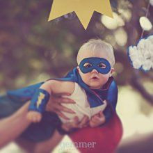 Super Hero Cape for Baby