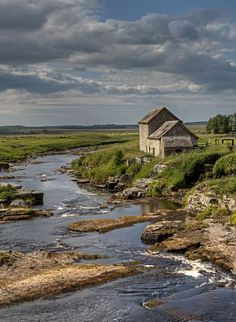 Old Mill; Thurso River, Halkirk, Caithness, Scotland by TJMORTON1