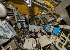 Il sogno spaziale: lo Shuttle abbandonato nell'hangar sovietico