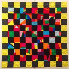 quilt: full circle | bits and bobbins | Bloglovin'