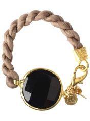 Lite Kalabalik Silk Wang Bracelet