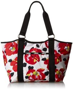 7405c8516b7d LeSportsac Carryall Tote Handbag Tote Handbags