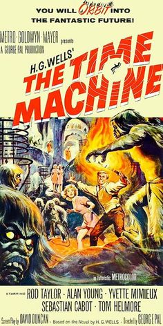 'The Time Machine' (1960) ...