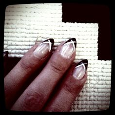 Nails by me..