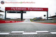 Retransmisión de la carrera del GP de EE.UU. F1 2015  #F1 #Formula1 #USGP