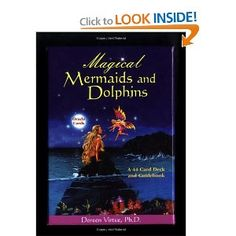 Magical Mermaids and Dolphin Oracle Cards: A 44-Card Deck and Guidebook  Adoro!!!  OKOK