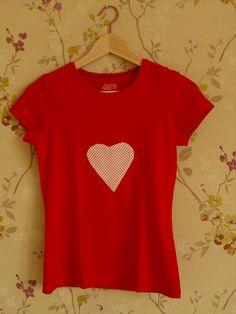 Camiseta Corazón. VayaTla