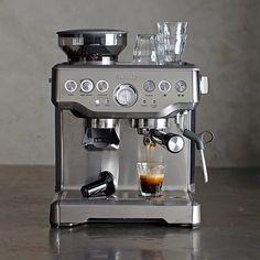 Breville Barista Express Espresso Maker | Williams-Sonoma
