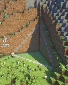 Project Minecraft, Craft Minecraft, Minecraft Farm, Minecraft Mansion, Minecraft Cottage, Easy Minecraft Houses, Minecraft House Tutorials, Minecraft Plans, Minecraft House Designs