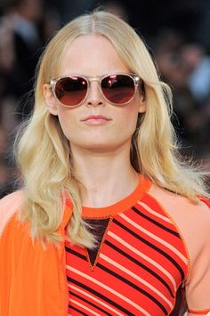 For the Love of Sunnies: The Best Sunglasses at NYFW
