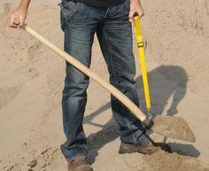 Easy shovel - Accessory that avoids back pain: Amazon.co.uk: DIY & Tools