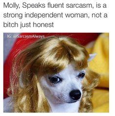 No one likes a molly