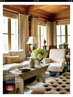 Classic Style New Look ... Southern living ...
