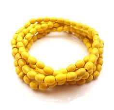 yellow bracelet - Google Search