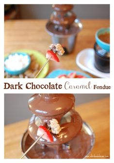 Pot Chocolate Clusters...oh my! Hello Yum! These Crock Pot Chocolate ...