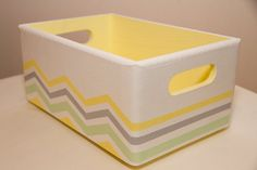 Items similar to Painted Wooden Crate, Storage Box, Toy Storage, Geometric Chevron Painted on Etsy - Painted Wooden Crate Storage Box Toy Storage от CraftandCrate - Unfinished Wood Crates, Small Wooden Crates, Plastic Dog Crates, Wooden Crate Boxes, Wooden Diy, Wooden Storage Boxes, Crate Storage, Toy Storage, Record Storage