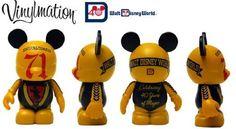 "Disney Vinylmation Exclusive 40th Anniversary 3"" Inch Figure Walt Disney World Opened 1971"